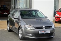 Used VW Polo MK5 Hatchback 5-Dr 1.2 (70ps) Match Edition