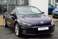Used VW Scirocco Coupe 3-Dr TDI R Line BMT (184 PS)