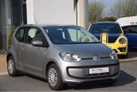 Used VW Up Hatchback 3-Dr 1.0 (60PS) Move up!