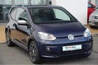Used VW Up Hatchback 3-Dr (75PS) Club up!