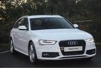 Used Audi A4 2.0 TDI (150 PS) S-Line Avant
