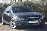 Used Audi A4 2.0 TDI (143 PS) Executive S-Line