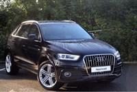 Used Audi Q3 2.0 TDI quattro S-Line (140ps)
