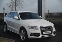 Used Audi Q5 2.0 TDI quattro S Line Plus (177PS)