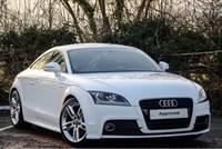 Used Audi TT 1.8 T FSI S Line (160 PS)