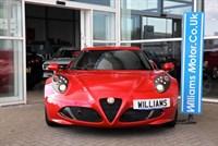 Used Alfa Romeo 4C TBI S-A