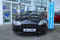 Used Aston Martin Vantage S V8 ROADSTER SP10