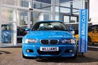 Used BMW M3 (Laguna Seca Blue)
