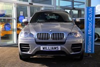 Used BMW X6 M 50D