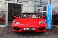 Used Ferrari 360 SPIDER