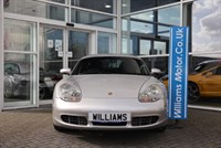 Used Porsche Boxster S (Hard-Top)