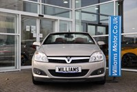 Used Vauxhall Astra TWIN TOP DESIGN CDTI