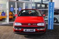 Used VW Golf 8V GTI CABRIOLET