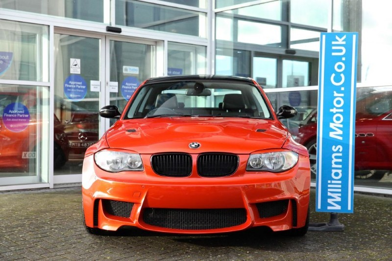 Car of the week - BMW 123d (Project 1M)  - Only £15,995