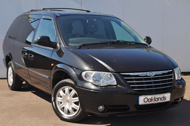 chrysler grand voyager limited for sale in clevedon bristol. Black Bedroom Furniture Sets. Home Design Ideas