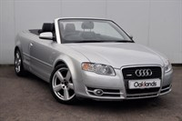 Used Audi A4 2.0 TDI S Line Convertible