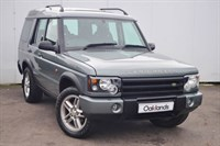 Used Land Rover Discovery Landmark 2.5 TD5