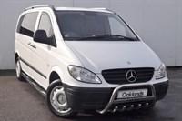 Used Mercedes Vito 109 CDI COMPACT SWB