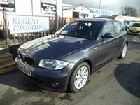 Used BMW 120i 1 Series SE 5dr