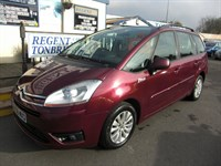Used Citroen C4 Picasso 1.8i VTR+ 5dr 7 SEATER WITH HISTORY