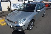 Used Ford Focus i 16v Ghia 5dr