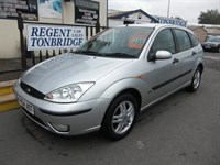 Used Ford Focus TDCi 100 Zetec 5dr FSH & SPARE KEY