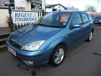 Used Ford Focus Zetec 5dr Auto FSH SPARE KEY