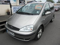 Used Ford Galaxy Ghia 5dr Auto 7 SEATER WITH FSH
