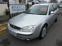Used Ford Mondeo LX 5dr 1 OWNER FROM NEW WITH FSH