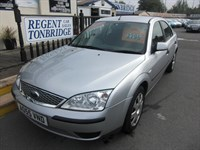 Used Ford Mondeo LX 5dr Auto ONLY 1 PREVIOUS OWNER FROM NEW