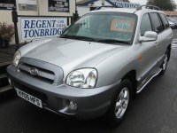 Used Hyundai Santa Fe V6 5dr Auto HEATED LEATHER, PARK SENSORS