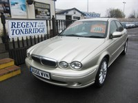 Used Jaguar X-Type 2.0d S 4dr [Euro 4] DIESEL, FULL SERVICE HISTORY