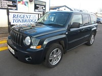 Used Jeep Patriot CRD Limited 5dr 4WD
