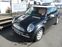 Used MINI Hatch COOPER 3dr HISTORY, TAX