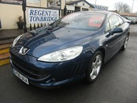 Used Peugeot 407 V6 HDi GT 2dr Tip Auto