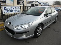 Used Peugeot 407 HDi S 4dr 1 PREVIOUS OWNER FSH