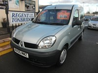 Used Renault Kangoo Authentique 5dr
