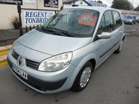 Used Renault Megane Scenic VVT Expression 5dr FSH & SPARE KEY