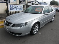 Used Saab 9-5 2.0t Vector 5dr Auto FULL MAIN DEALER HISTORY