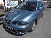Used SEAT Ibiza Stylance 3dr Auto FULL DEALER HISTORY 1 OWNER