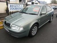 Used Skoda Octavia Ambiente 5dr 1 PREVIOUS OWNER FSH