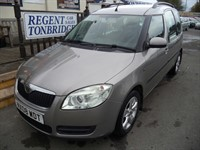 Used Skoda Roomster 2 5dr