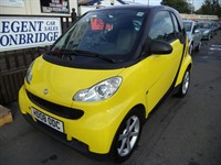 Used Smart Car Fortwo Pulse 2dr