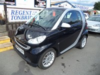 Used Smart Car Fortwo Passion 2dr