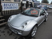 Used Smart Car Roadster Finale Edition 2dr Auto FSH SPARE KEY AC ALLOYS