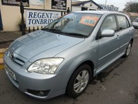 Used Toyota Corolla VVT-i Colour Collection 5dr Auto