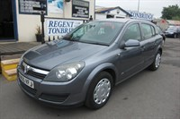Used Vauxhall Astra i 16v Life 5dr