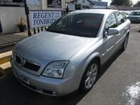 Used Vauxhall Vectra 3.2i V6 Elite 5dr Auto