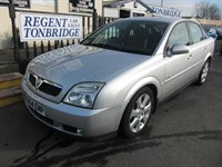 Used Vauxhall Vectra 3.2i Elite 5dr AUTOMATIC, LEATHER & FSH
