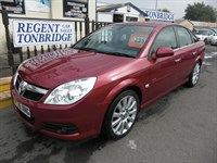 Used Vauxhall Vectra T V6 Elite 5dr Auto FSH HEATED LEATHER SEATS